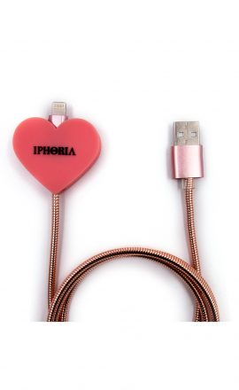 Charging Cable Heart