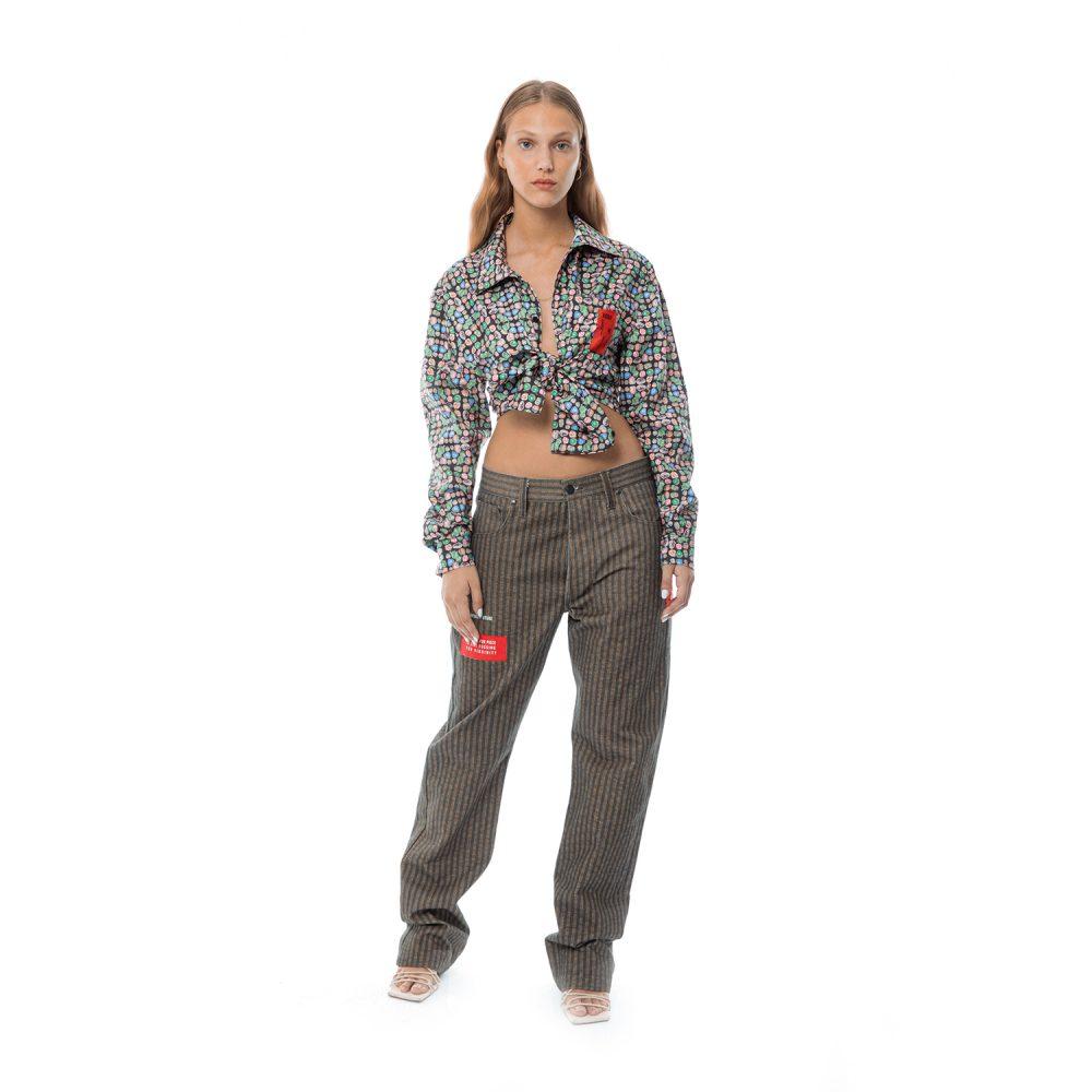 shirt mini fossil 10